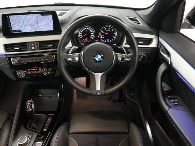 xDrive 18d Mスポーツ 18インチAW Rカメラ FRセンサー LED 衝突軽減 車線逸脱 USB コンフォートアクセス 純正HDDナビゲーション(10枚目)