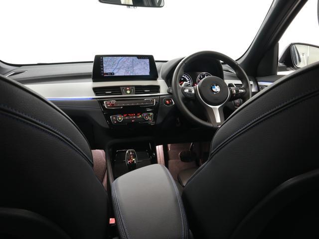 xDrive 18d Mスポーツ 18インチAW Rカメラ FRセンサー LED 衝突軽減 車線逸脱 USB コンフォートアクセス 純正HDDナビゲーション(15枚目)