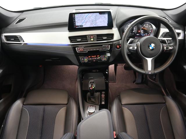 xDrive 18d Mスポーツ 18インチAW Rカメラ FRセンサー LED 衝突軽減 車線逸脱 USB コンフォートアクセス 純正HDDナビゲーション(40枚目)