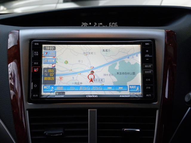 XS 4WD純正HDDナビテレビETCシートヒーターHID(8枚目)