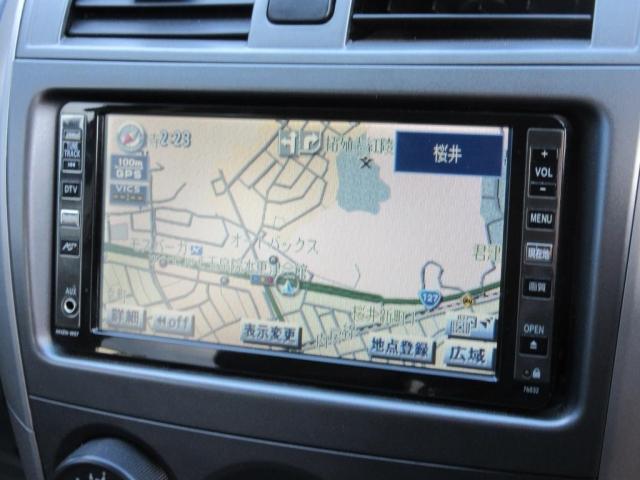 トヨタ カローラフィールダー 1.5 X HIDセレクション 純正HIDライト
