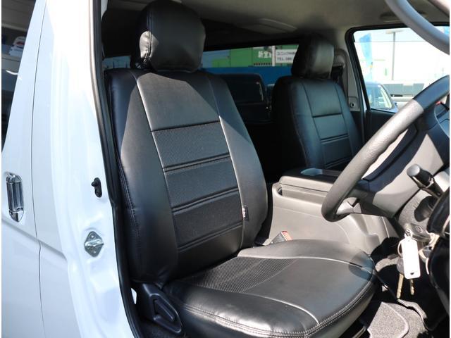 トヨタ ハイエースバン 2.0 スーパーGL ロング 新品ディトナ ローダウン ナビ