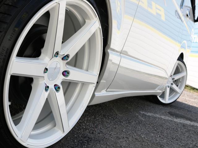 トヨタ ハイエースバン 2.0 スーパーGL ロング クリーンルックタイプRエアロ