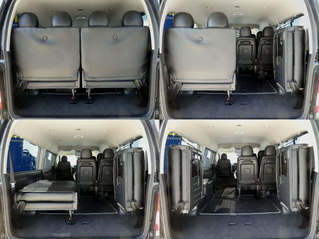 トヨタ ハイエースワゴン 2.7 GL ロング ミドルルーフ