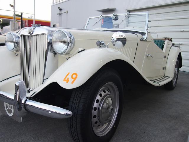 MG MG TD Mk2