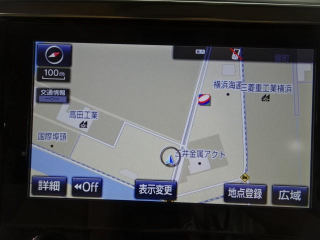3.5GF ナビ・Bカメラ・7人乗り・クルコン・本革シート(12枚目)