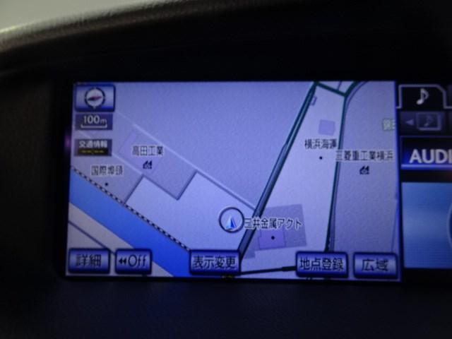 HDDナビ付きだから遠いところへのお出かけや初めての道でも安心です。 道順を調べなくても目的地に楽々到着できます。TVチューナーはフルセグになります。