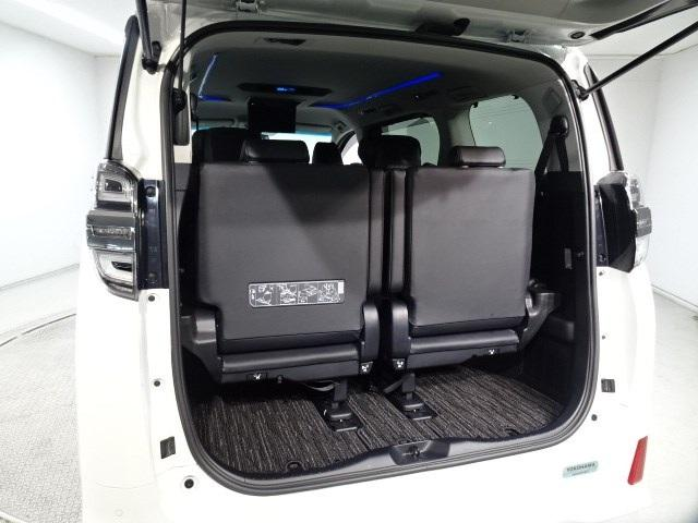 2.5Z Gエディション 7,699Km 大型ナビTV 後席ディスプレイ 衝突被害軽減システム 踏み間違い防止ブレーキ シートヒーター シートエアコン ETC 両側電動ドア 新車保証継承 ドライブレコーダー(12枚目)