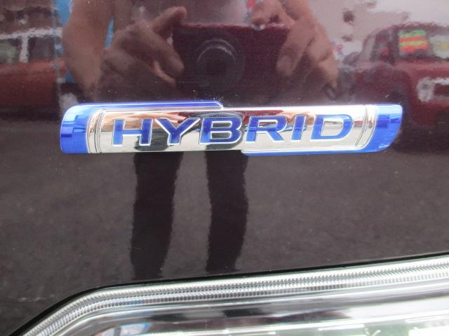 マイルドハイブリッドを搭載で低燃費
