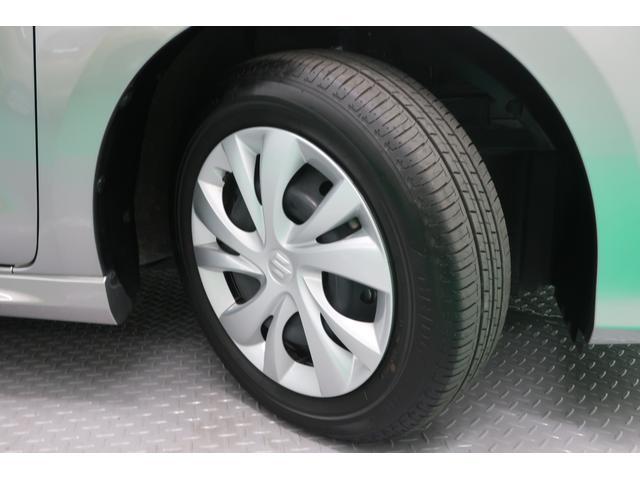 タイヤ溝たっぷり