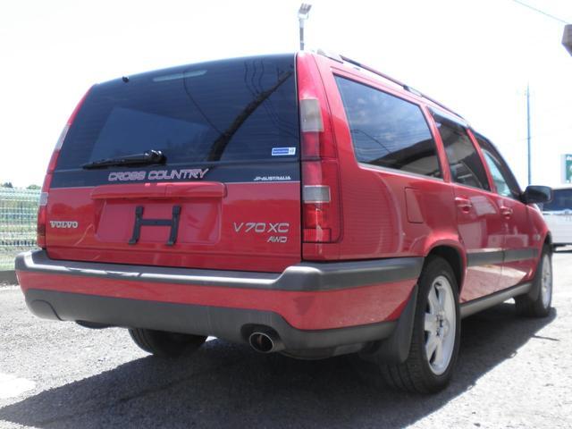 XC AWD タイベル交換込み ABS修理済み サンルーフ(6枚目)