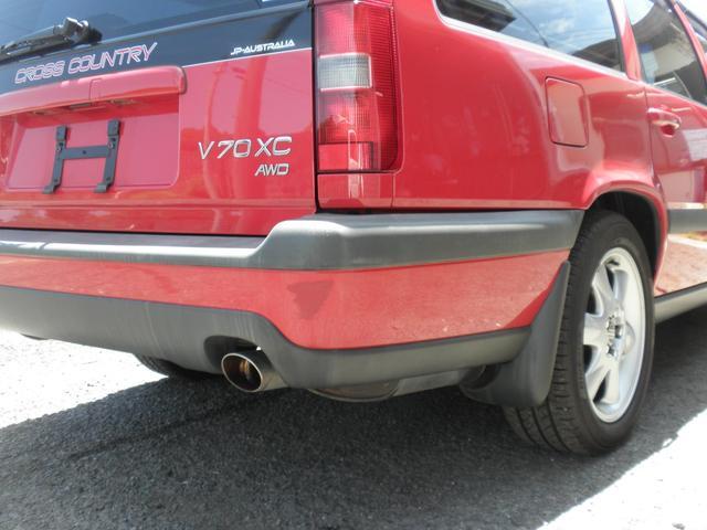 XC AWD タイベル交換込み ABS修理済み サンルーフ(11枚目)