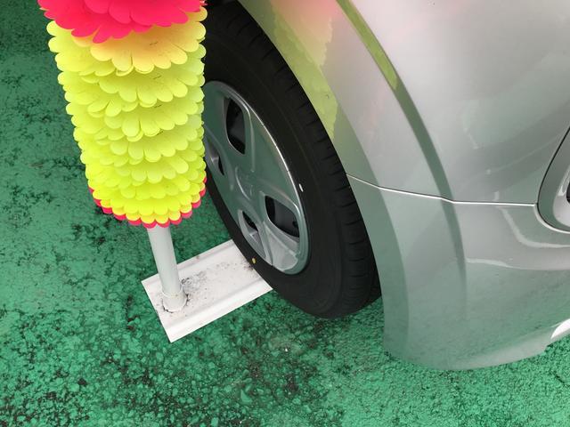 L 軽自動車 シルキーシルバーメタリック CVT 保証付(4枚目)