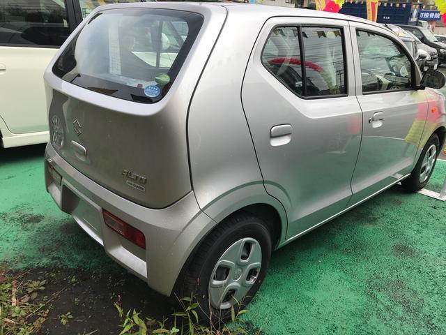 L 軽自動車 シルキーシルバーメタリック CVT 保証付(6枚目)