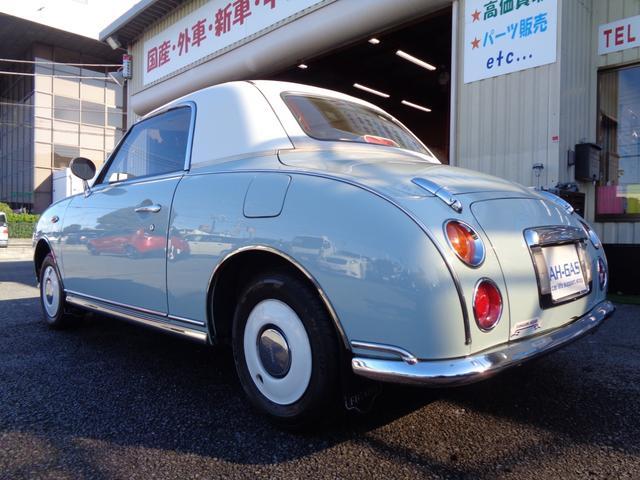 「日産」「フィガロ」「クーペ」「埼玉県」の中古車7