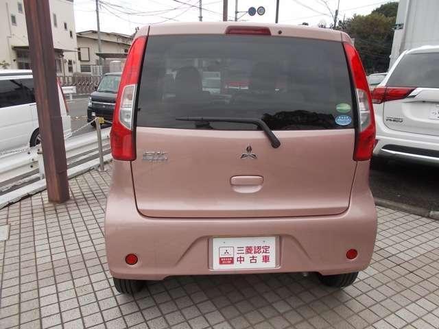三菱 eKワゴン M