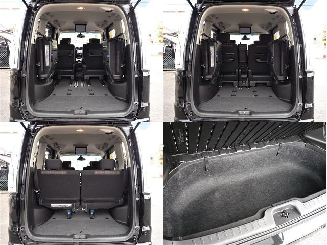 ハイウェイスターVエアロモード+セフティSHVAセフ 純正8型SDナビ フルセグテレビ DVD再生 CD録音 Bluetooth 後席11型フィリップダウンモニター 両側自動ドア アラウンドカメラ エマージェンシーブレーキ 1オーナー F/Rスポイラー(15枚目)