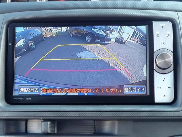 X Lパッケージ 純正HDDナビ フルセグTV DVD再生 CD録音 Bカメラ 左自動ドア キーレス ETC コーナーポール HIDライト(7枚目)