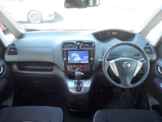 ライダーブラックラインZZ S-HV Aセーフティ 純正8型SDナビ 後席FDモニター Bluetooth 両側自動ドア 全方位カメラ エマージェンシーブレーキ LEDヘッドランプ Fog&dayライト CD録音 DVD再生 ETC 禁煙車(6枚目)