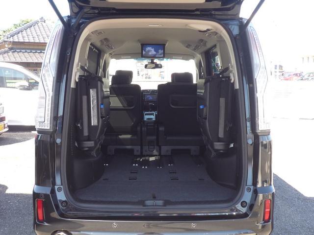 ライダーブラックラインZZ S-HV Aセーフティ 純正8型SDナビ 後席FDモニター Bluetooth 両側自動ドア 全方位カメラ エマージェンシーブレーキ LEDヘッドランプ Fog&dayライト CD録音 DVD再生 ETC 禁煙車(45枚目)
