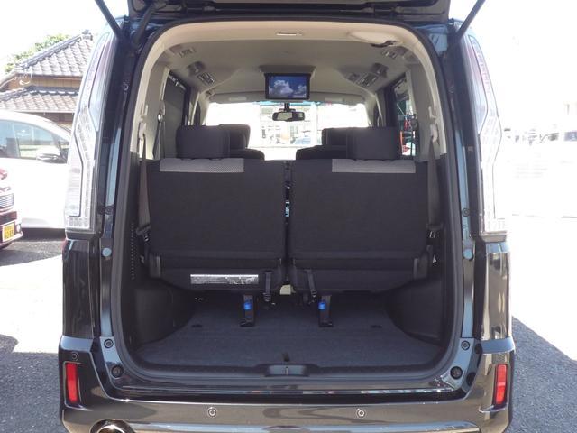 ライダーブラックラインZZ S-HV Aセーフティ 純正8型SDナビ 後席FDモニター Bluetooth 両側自動ドア 全方位カメラ エマージェンシーブレーキ LEDヘッドランプ Fog&dayライト CD録音 DVD再生 ETC 禁煙車(48枚目)
