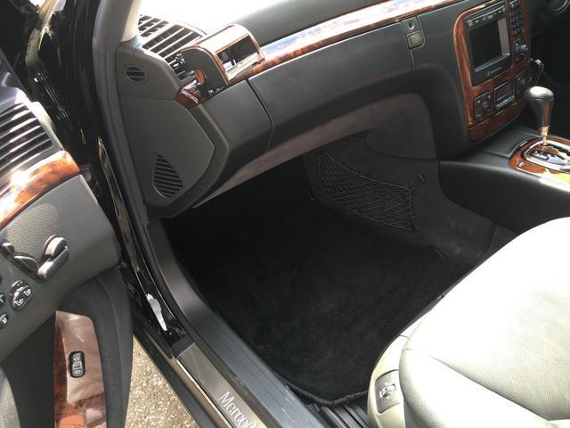 メルセデス・ベンツ M・ベンツ S320 サンルーフ 本革シート キーレス ETC