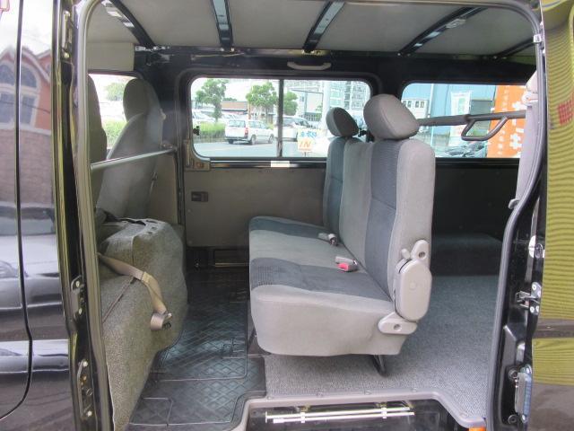 日産 キャラバン ロングDX V-LTD II