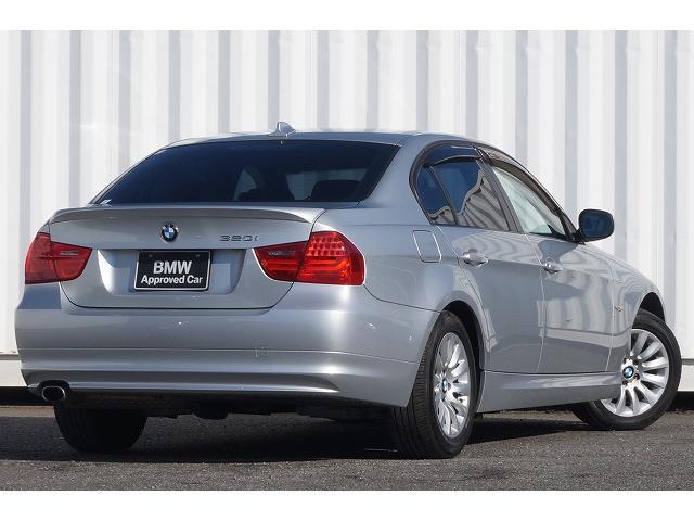 BMW BMW 320i純ナビAWペダルRスポETCドアバイザーキセノン禁煙