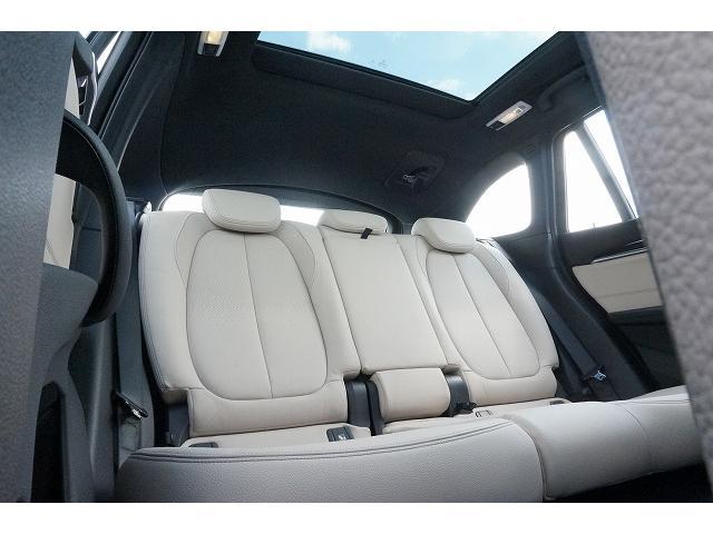 BMW BMW X1 xドライブ20xラインSRオイスター革19AW自動縦列純ナビ