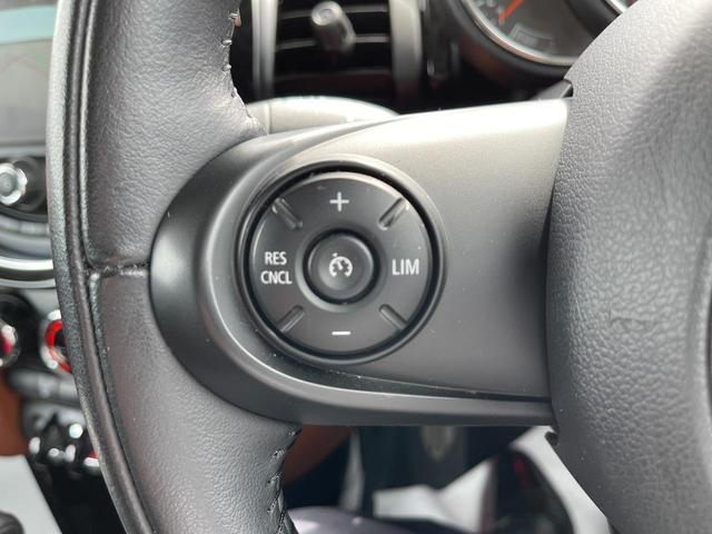 クーパーS セブン 特別仕様車『SEVEN』 専用インテリア ハーフレザーシート 専用17インチアルミ  クルーズコントロール HDDナビ バックカメラ ブラックヘッドライトリング ユニオンジャックテールライト(17枚目)