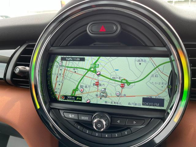 クーパーS セブン 特別仕様車『SEVEN』 専用インテリア ハーフレザーシート 専用17インチアルミ  クルーズコントロール HDDナビ バックカメラ ブラックヘッドライトリング ユニオンジャックテールライト(20枚目)