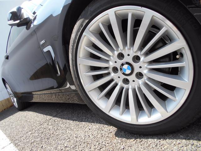 BMW BMW 420iクーペ ラグジュアリー 弊社デモカー 禁煙車 ACC