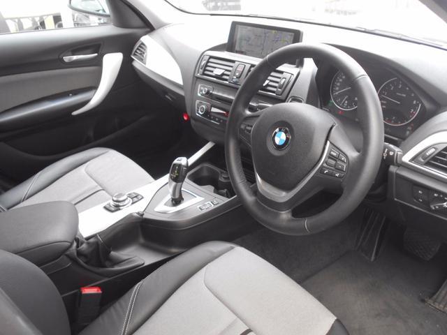 BMW BMW 116i スタイル 1オーナー 禁煙車 ナビP キセノン