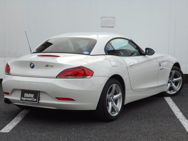 BMW BMW Z4 sDrive20i HDDナビ DVD再生可 AUX,USB