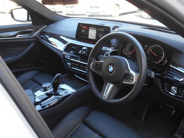 BMW BMW 530iツーリング Mスポーツ 弊社DC 禁煙車 デビューP