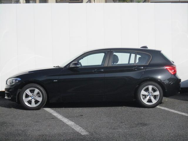 BMW BMW 118d スポーツ コンフォートP アドバンストパーキング