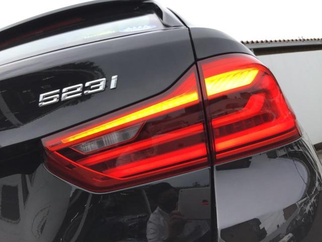 523iツーリング Mスポーツ アクティブクルーズコントロール ドライブアシスト トップビューカメラ コンフォートアクセス アイドリングストップ ヘッドアップディスプレイ アイドリングストップ LED 19インチAW 禁煙車(14枚目)