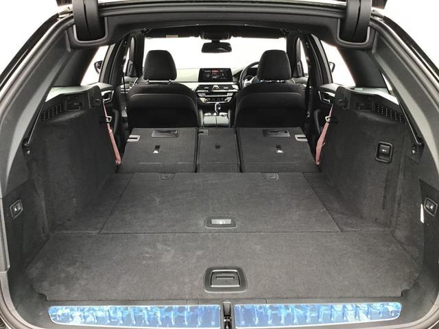 523iツーリング Mスポーツ アクティブクルーズコントロール ドライブアシスト トップビューカメラ コンフォートアクセス アイドリングストップ ヘッドアップディスプレイ アイドリングストップ LED 19インチAW 禁煙車(57枚目)