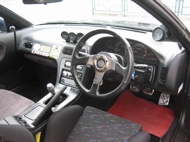 日産 180SX タイプR TD06タービン