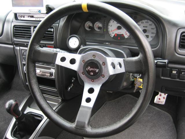 スバル インプレッサ WRXタイプR STiバージョンIV