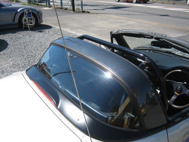 ベースグレード 車高調&社外マフラー 5桁メーターのため走行距離不明(45枚目)