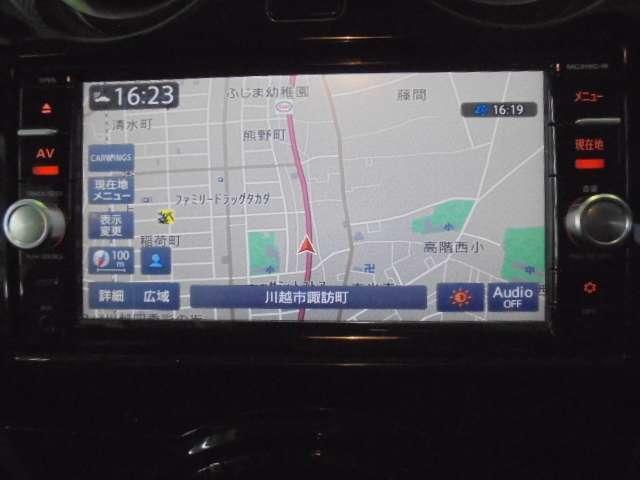 日産 ノート メダリストX アラウンドビューモニター  LEDヘッドライト