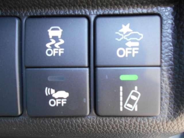 L ホンダセンシング 認定中古車 デモカー 試乗車 ドライブレコーダー 純正メモリーナビ バックカメラ フルセグテレビ ブルートゥース USB入力端子 ETC LEDヘッドライト スマートキー(10枚目)