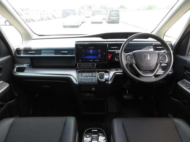 スパーダハイブリッド G・EX ホンダセンシング Honda認定中古車2年保証付 衝突被害軽減ブレーキ アダプティブクルーズ ドラレコ メモリーナビ 全周囲カメラ フルセグTV 両側電動スライドドア LEDライト ETC スマートキー ワンオーナー車(7枚目)