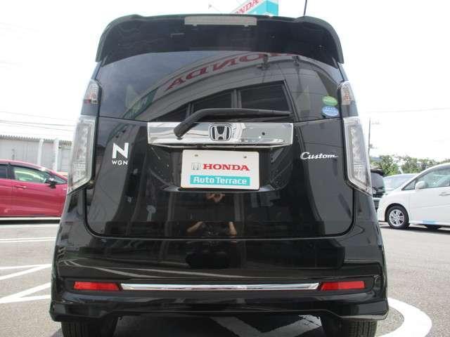 ホンダ N-WGNカスタム G・ターボパッケージ 試乗車デモカーCTBAドラレコ ナビ