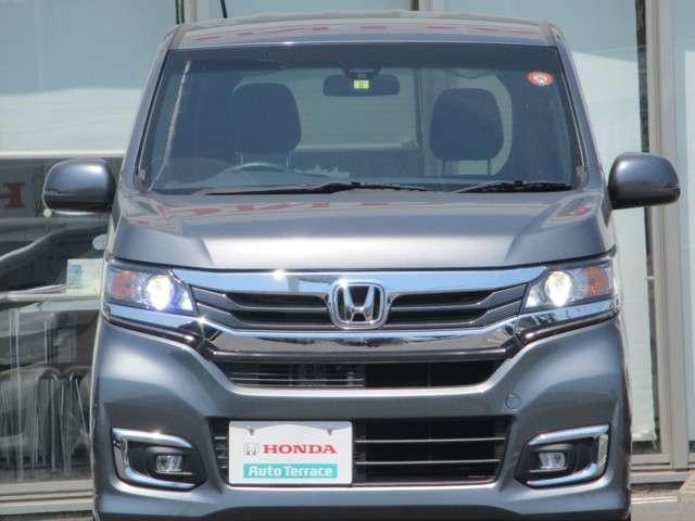 ホンダ N-WGNカスタム G・Lパッケージ デモカー 試乗車 ナビ Bカメラ ETC