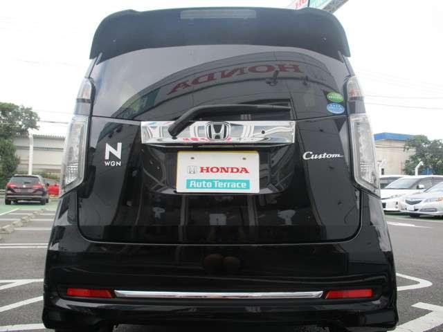 ホンダ N-WGNカスタム G・ターボパッケージ 試乗車 デモカー CTBA ナビ