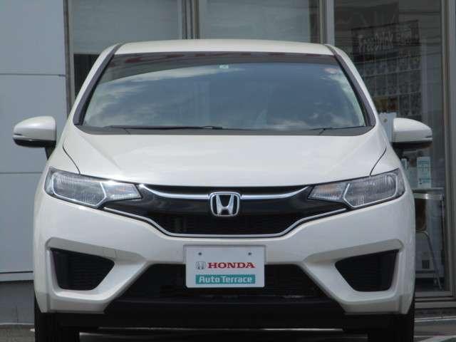 ホンダ フィット 13G・F 試乗車 デモカー ナビ ドラレコ