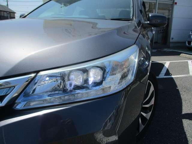 LX ワンオーナー 衝突被害軽減ブレーキ 電動シート HDDナビ LEDヘッドライト(14枚目)