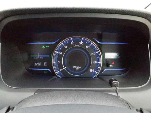 ハイブリッドアブソルート・ホンダセンシングEXパック 認定中古車 衝突被害軽減ブレーキ アダプティブクルーズコントロール ドライブレコーダー メモリーナビ フルセグTV バックカメラ ETC オットマン 純正アルミ 両側電動スライドドア(8枚目)